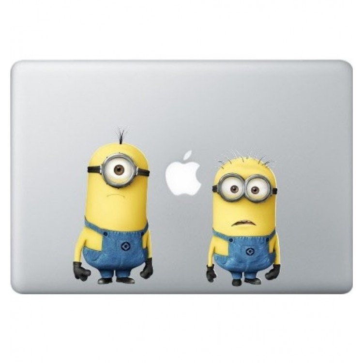 Despicable Me: Minions (2) MacBook Aufkleber Fabrige MacBook Aufkleber