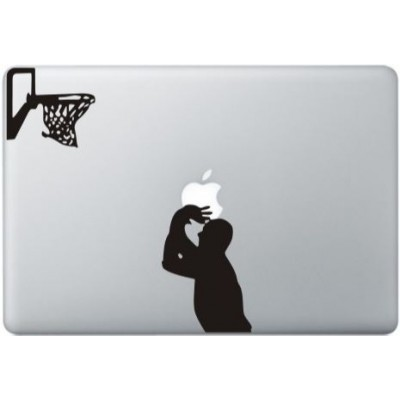 Michael Jordan Macbook Aufkleber