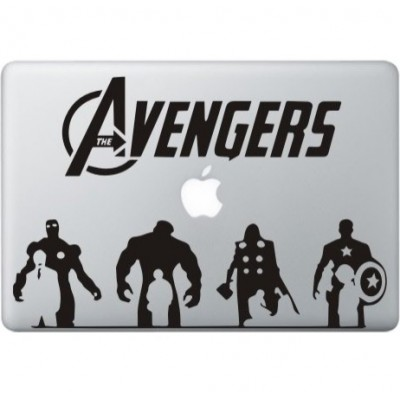 The Avengers (2) MacBook  Aufkleber