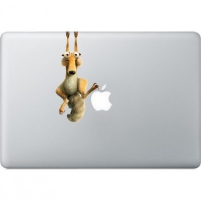 Ice Age (2) Macbook Aufkleber