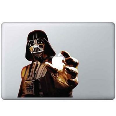Darthvader farbig MacBook Aufkleber Fabrige MacBook Aufkleber