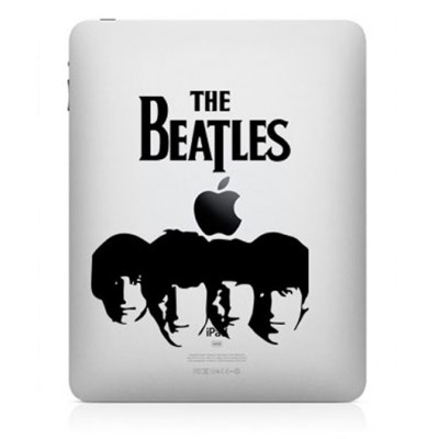 The Beatles iPad Aufkleber