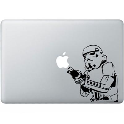Stormtrooper MacBook Aufkleber