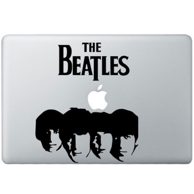 The Beatles (2) MacBook Aufkleber