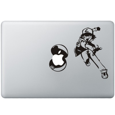 Pokemon MacBook Aufkleber