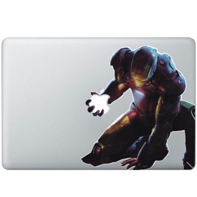 Iron Man (2) Farbig MacBook Aufkleber Fabrige MacBook Aufkleber
