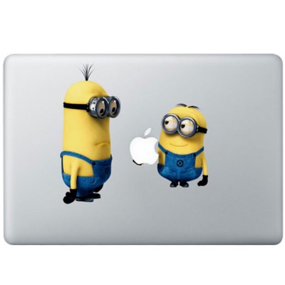 Despicable Me: Minions MacBook Aufkleber