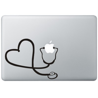 Dr. Apple MacBook Aufkleber
