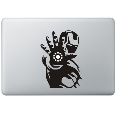 Iron Man (3) MacBook Aufkleber