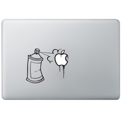 Graffiti MacBook  Aufkleber