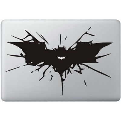 Batman Logo MacBook Aufkleber