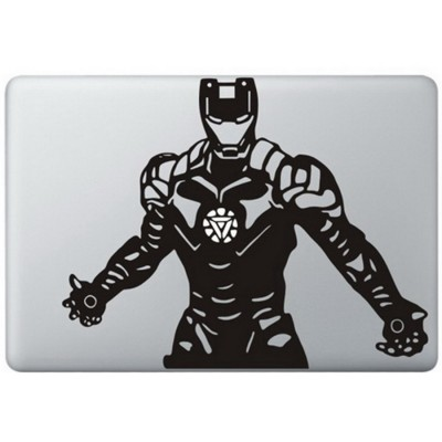 Iron Man (4) MacBook Aufkleber