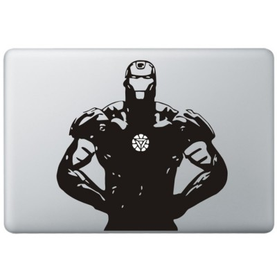 Iron Man (5) MacBook  Aufkleber