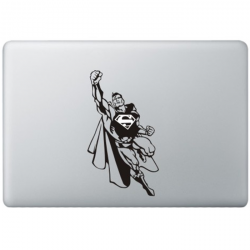Superman (2) MacBook Aufkleber