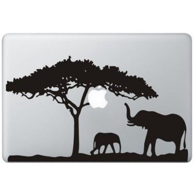 Afrika MacBook Aufkleber