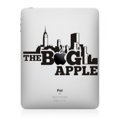 The Big Apple iPad Aufkleber
