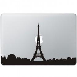 Paris  Eifel Turm MacBook Aufkleber