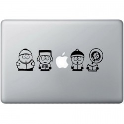 South Park MacBook Aufkleber