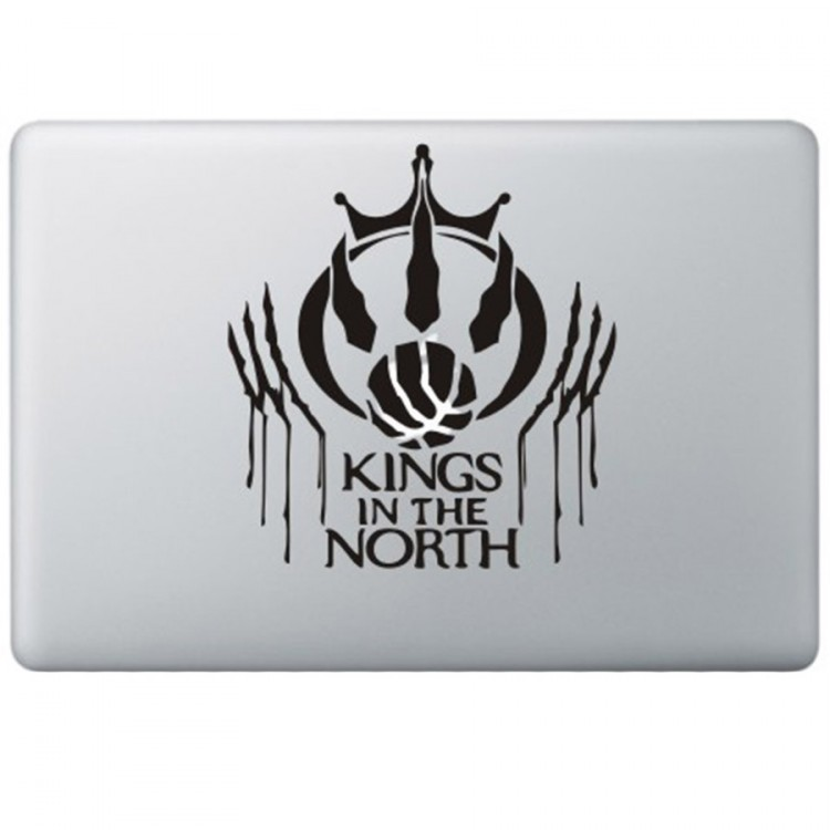 Game Of Thrones MacBook Aufkleber Schwarz MacBook Aufkleber