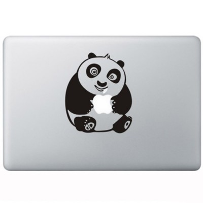 Kung Fu Panda MacBook  Aufkleber