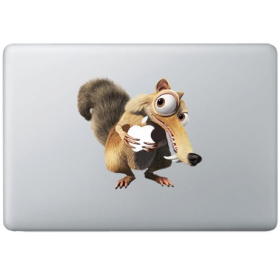 Ice Age MacBook Aufkleber Fabrige MacBook Aufkleber