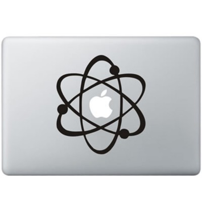 Big Bang MacBook Aufkleber